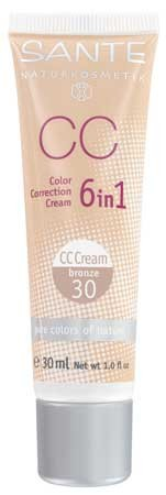 SANTE CC Color Correction Cream No. 30 bronze 30ml