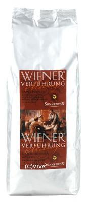 Sonnentor Wiener Verführung Melange Kaffee, Bohne 500g