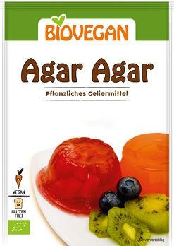 Biovegan Agar-Agar Bio GelierFIX 30g
