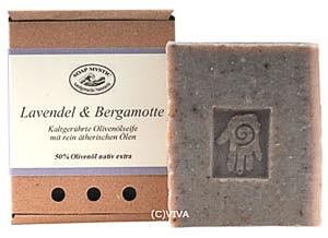 Soap Mystic Naturseife Lavendel & Bergamotte 100g