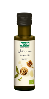 Byodo Walnusskernöl, nativ 100ml