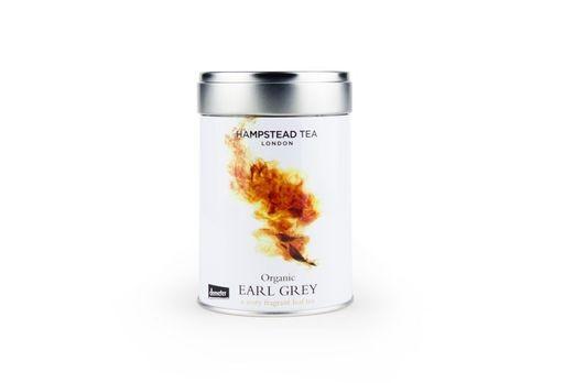 Hampstead Tea Earl Grey demeter Dose 100g/A