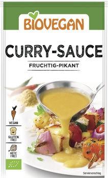 Biovegan Curry-Sauce 29g