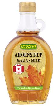 Rapunzel Ahornsirup A-Grad, hell/ mild 250ml
