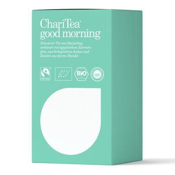 ChariTea good morning Doppelkammerbeutel 20 x 2g