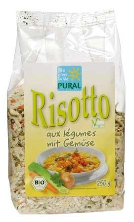 Pural Risotto Gemüse 250g