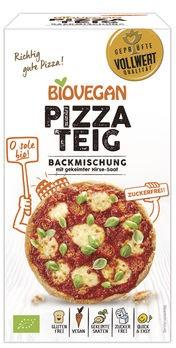 Biovegan Pizzateig Backmischung 380g