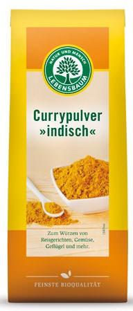 Lebensbaum Currypulver, indisch 50g