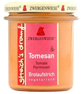 Zwergenwiese streichs drauf Tomesan 160g