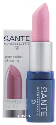 SANTE Lipstick light pink No. 01 4,5g