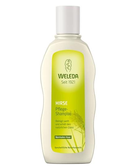 Weleda Hirse Pflege Shampoo 190ml