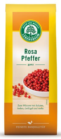 Lebensbaum Rosa Pfeffer ganz 25g
