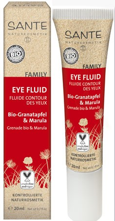 SANTE Family Eye Fluid Granatapfel & Marula 20ml