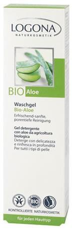 LOGONA Waschgel Bio-Aloe 75ml/A