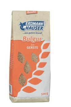 Erdmannhauser Bulgur aus Gerste demeter 500g