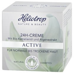 Heliotrop ACTIVE 24h-Creme 50ml