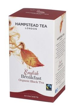 Hampstead Tea English Breakfast 20 Beutel
