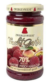 Zwergenwiese Himbeere-Pfirsich-Maracuja FruchtGarten 225g