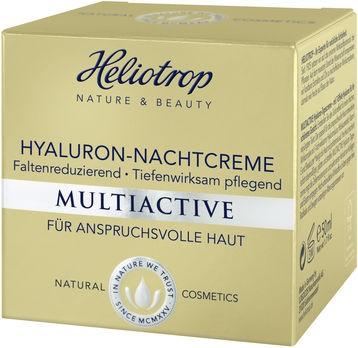 Heliotrop MULTIACTIVE Hyaluron Nachtcreme 50ml