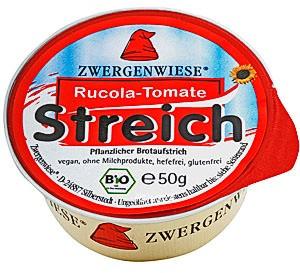 Zwergenwiese Kleiner Streich Rucola-Tomate 50g