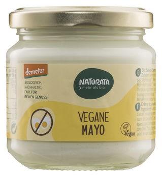 Naturata Vegane Mayo im Glas demeter 190ml/A