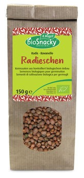 A. Vogel - Bioforce Radieschen Keimsaat 150g