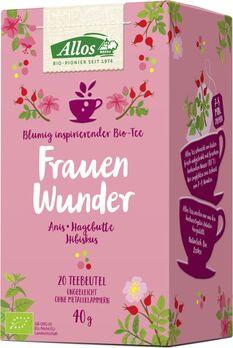 Allos Tee FrauenWunder 20 Btl