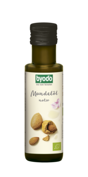 Byodo Mandelöl, nativ 100ml