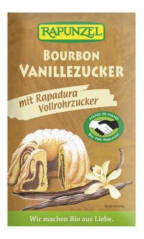 Rapunzel Bourbon-Vanille-Zucker 8g