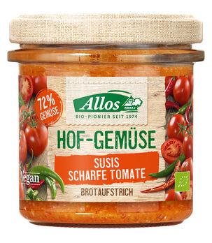 Allos Hofgemüse Susies scharfe Tomate 135g