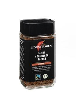 Mount Hagen Löslicher Bohnenkaffee Papua Neuguinea 100g