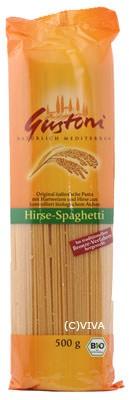 Gustoni Hirse-Weizen-Spaghetti 500g