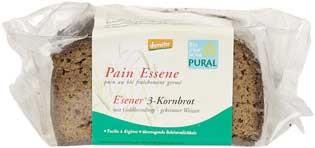 Pural E'sener 3-Korn Brot demeter 500g