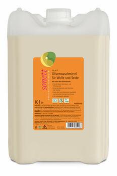 Sonett Oliven-Waschmittel für Wolle und Seide 10l