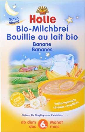 Holle Banane Milchbrei 250g