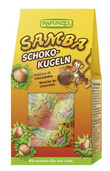 Rapunzel Samba Schoko-Kugeln 96g