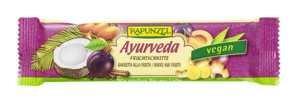 Rapunzel Fruchtschnitte Ayurveda 40g