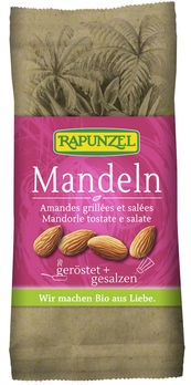 Rapunzel Mandeln geröstet und gesalzen 60g