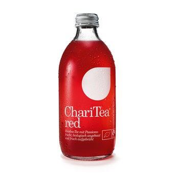 ChariTea red 330ml + 0,25 EUR Pfand