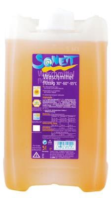 Sonett Waschmittel flüssig Lavendel 5l
