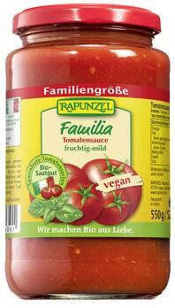 Rapunzel Tomatensauce Familia 550g