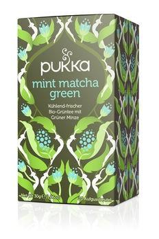 Pukka Mint Matcha Green 20Btl