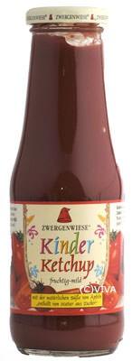 Zwergenwiese Kinder Ketchup mit Apfelsüße 500ml