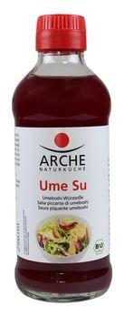 Arche Ume Su Umeboshi-Würzsoße 250ml