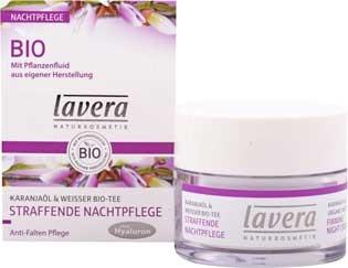 Lavera Straffende Nachtpflege 30ml