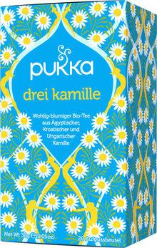 Pukka Drei Kamille Tee 20Btl