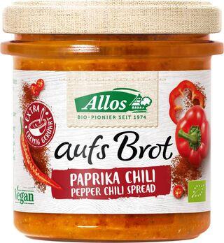 Allos Aufs Brot Paprika & Chili 140g