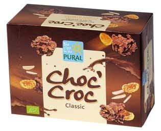 Pural Choc'Croc Cornflakes Classic Vollmilch-Mandel 100g