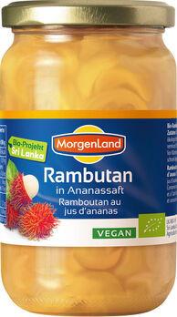 MorgenLand Rambutan in Ananassaft 350g