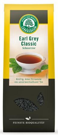 Lebensbaum Earl Grey Classic Schwarztee 100g